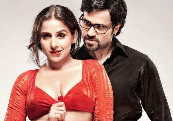 Emraan, Vidya Set The Screen On Fire In The Dirty Picture