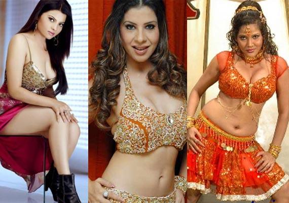 Five sexy items girls who rule Bhojpuri cinema