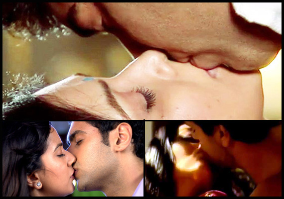 Hottest kisses on Indian television!