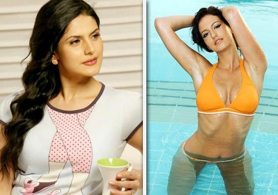 I Haven't Got A Body For Bikini, Says Zarine Khan