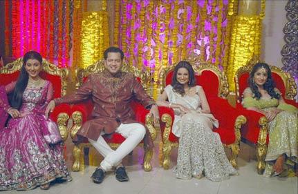 Rahul Mahajan To Carry On With Career In Showbiz