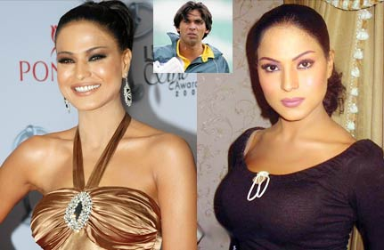 Pak Actress Serves Notice On Cricketer Mohd Asif