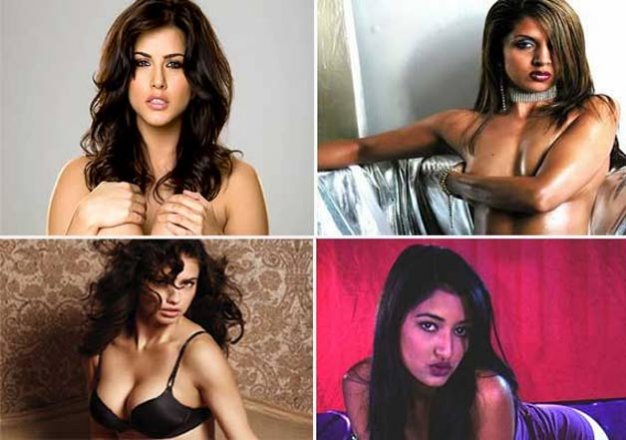 Top Indian porn stars