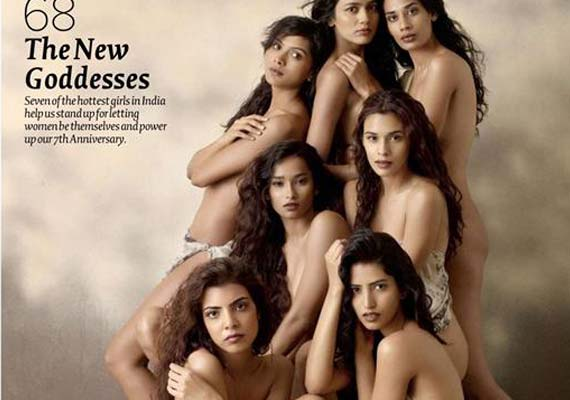 Maxim salutes women with nude photoshoot
