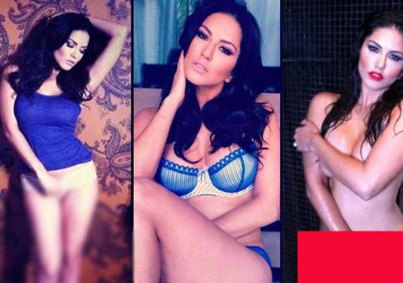 Sunny Leone's hot photoshoot