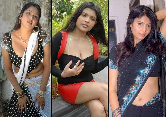 Telugu actress involved in sex- racket (view pics)