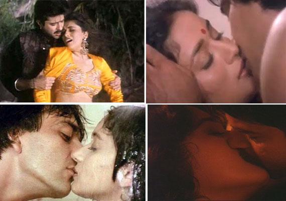 Hot Kiss Of Madhuri
