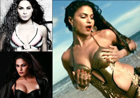 Veena Malik's leaked pics from Supermodel (see pics)