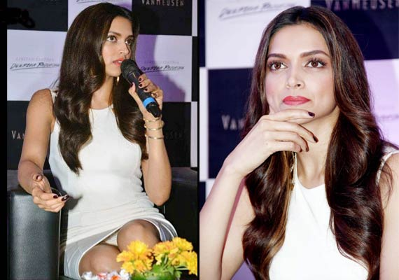 Oops! Deepika flashes undies, suffers wardrobe malfunction at an event (see pics)
