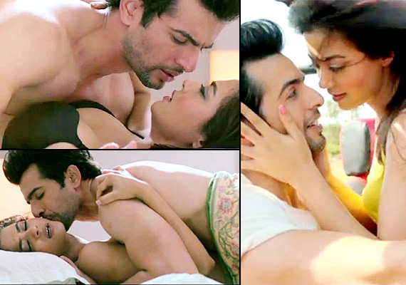 Hate Story 2 Pic Of Actress: Hate Story 2 Stars Jai-Surveen Recall Bollywood's Most