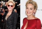 OMG! 57-year-old Sharon Stone poses nude for magazine cover