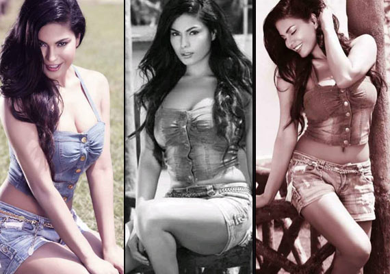 Veena Malik takes 6 months to kiss her boyfriend! (see pics)