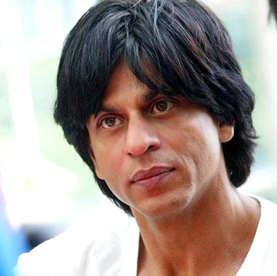 Shah Rukh Khan Birthday Top Five Stylish Hairdos Sported