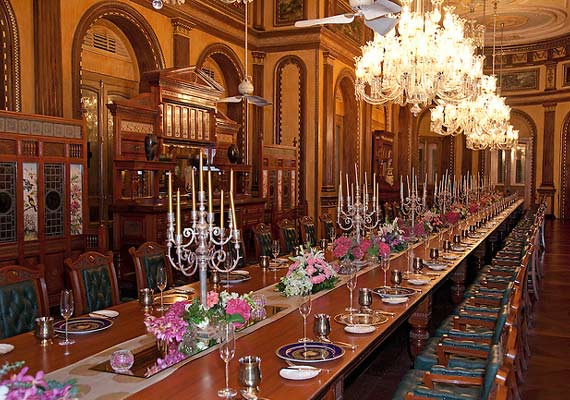 Falaknuma Palace Know More About Salman Khan S Sister