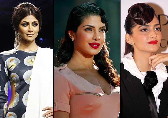 Top Five Bollywood Hair Trends Of 2014 See Pics Lifestyle News