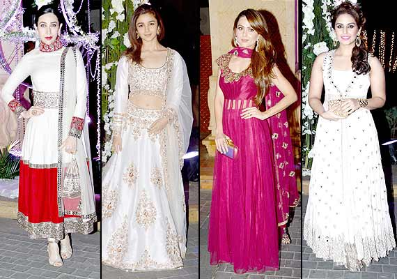 Wedding Wows Bollywood Divas Look Traditionally Sizzling