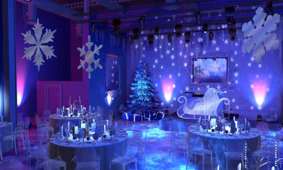 5 quirky themes for Christmas and New Year parties (view pics)