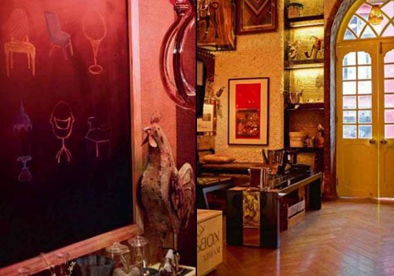 Inside Shah Rukh Khan Home Mannat Part 97