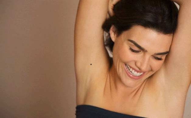 Mole in armpit meaning