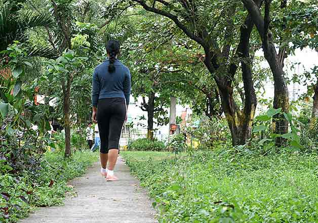 morning exercise benefits