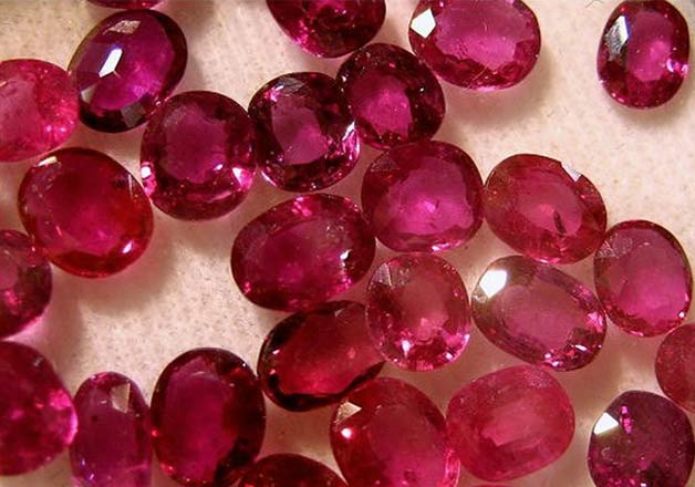 ruby gemstone every information from mantra procedure