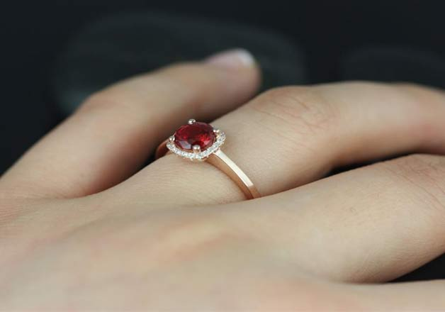Ruby Gemstone Every information from Mantra Procedure to