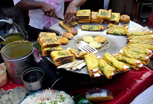 street food study