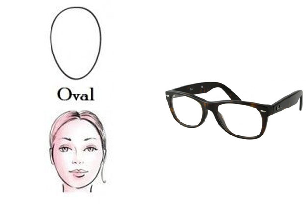 Eyeglass Frame Shapes For Oval Faces : Does your eyeglasses suit your face shape? IndiaTV News