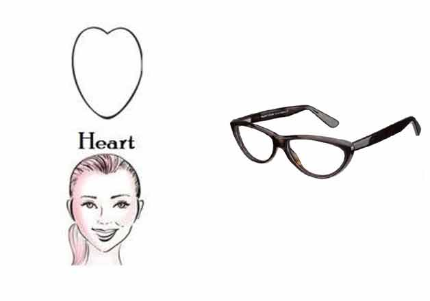 Eyeglass Frames Heart Shaped Faces : Does your eyeglasses suit your face shape? IndiaTV News
