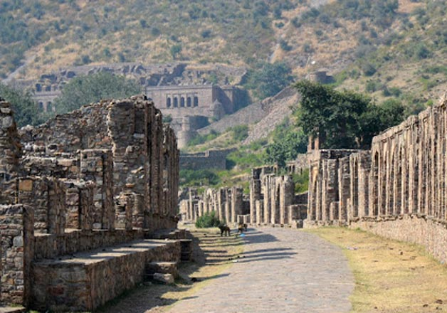 Image result for Bhangarh, the haunted city: