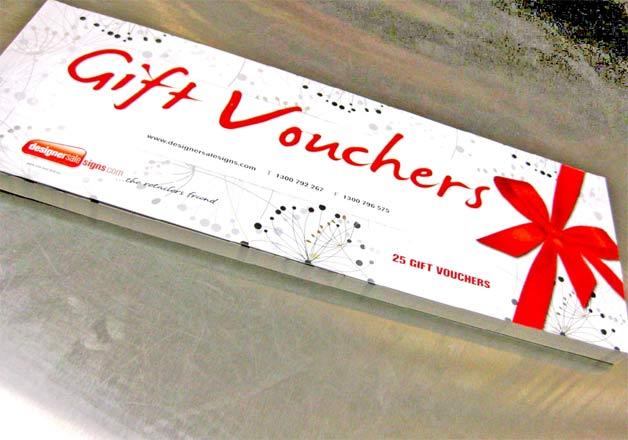 gift voucher gift hamper for sister