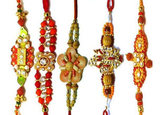 latest rakhi designs