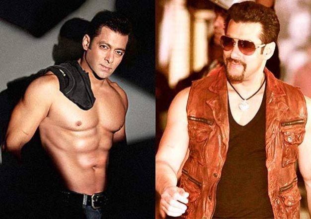 Being Salman Khan: From shirtless to stiff beard, Salman's style ...