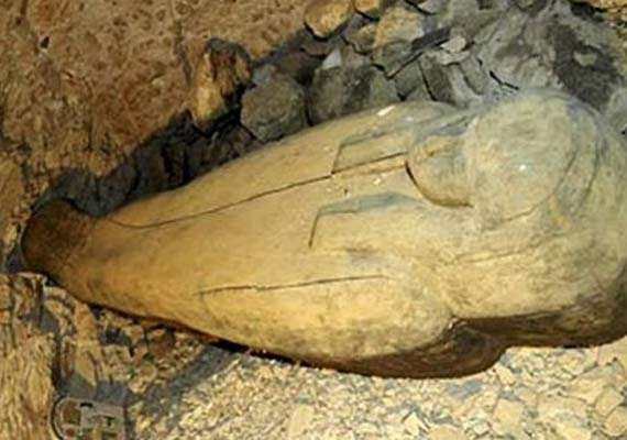 Egypt discovers 3,000-year-old tomb