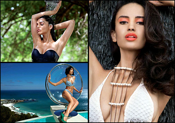 Kingfisher reveals supermodels for 2014 calender photoshoot!