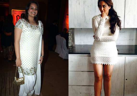 Is this really her? Sonakshi Sinha looks thinner than ever