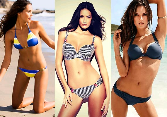 Sexy bikinis for your body type (see pics)
