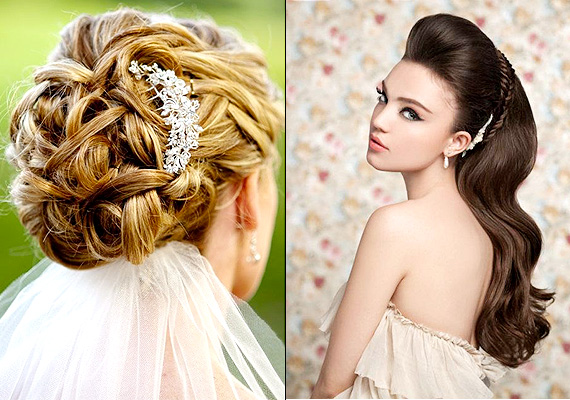 Summer Wedding Hairstyles For Medium Hair : Summer wedding try innovative hairstyles see pics