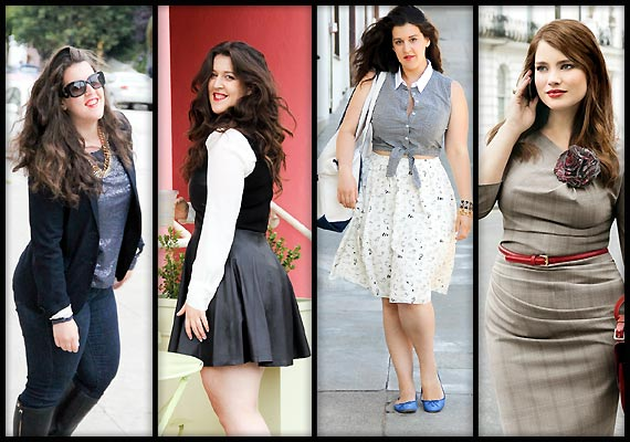 Fashion for curvy women: Do s and Don ts (see pics