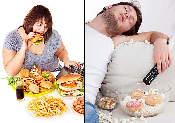disadvantage of eating junk food Eating such junk food leads to obesity and therefore the obesity problem in america obesity is a common medical condition in most countries with a fast food culture not only is obesity bad for your physical appearance it can lead to a slew of health problems including heart disease and reduced life expectancy.