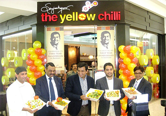 Celebrity Chef Sanjeev Kapoor S The Yellow Chilli Restaurant Is Ready To Expand The Target Is To Start 25 More Outlets In The Country As Well As Abroad By