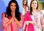 Aishwarya Rai- Nita Ambani at style war! (see pics)