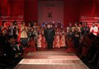India Fashion Week  2015: JJ Valaya gives Russian touch to Indian attire