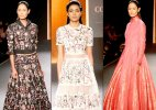 Rahul Mishra's collection wows fashionistas at AICW