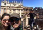 Sachin Tendulkar holidays in Rome with wife Anjali and daughter Sara (see pics)