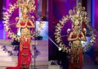 Miss Universe 2014: Miss India Noyonita Lodh praised for her unusual National costume (see pics)