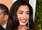 George Clooney's stunning wife Amal clooney set to cover Vogue