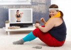 Beware! If you watch fitness DVDs at home you are at risk