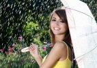 Protect your hair from  monsoon humidity