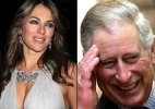 Prince Charles, Britain's best dressed man: Liz Hurley
